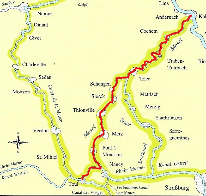 flod gennem hannover